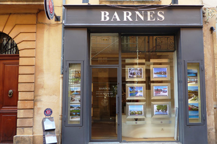 Luxury real estate agency BARNES PAYS D'AIX-EN-PROVENCE