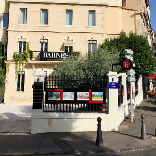 Luxury real estate agency BARNES MARSEILLE
