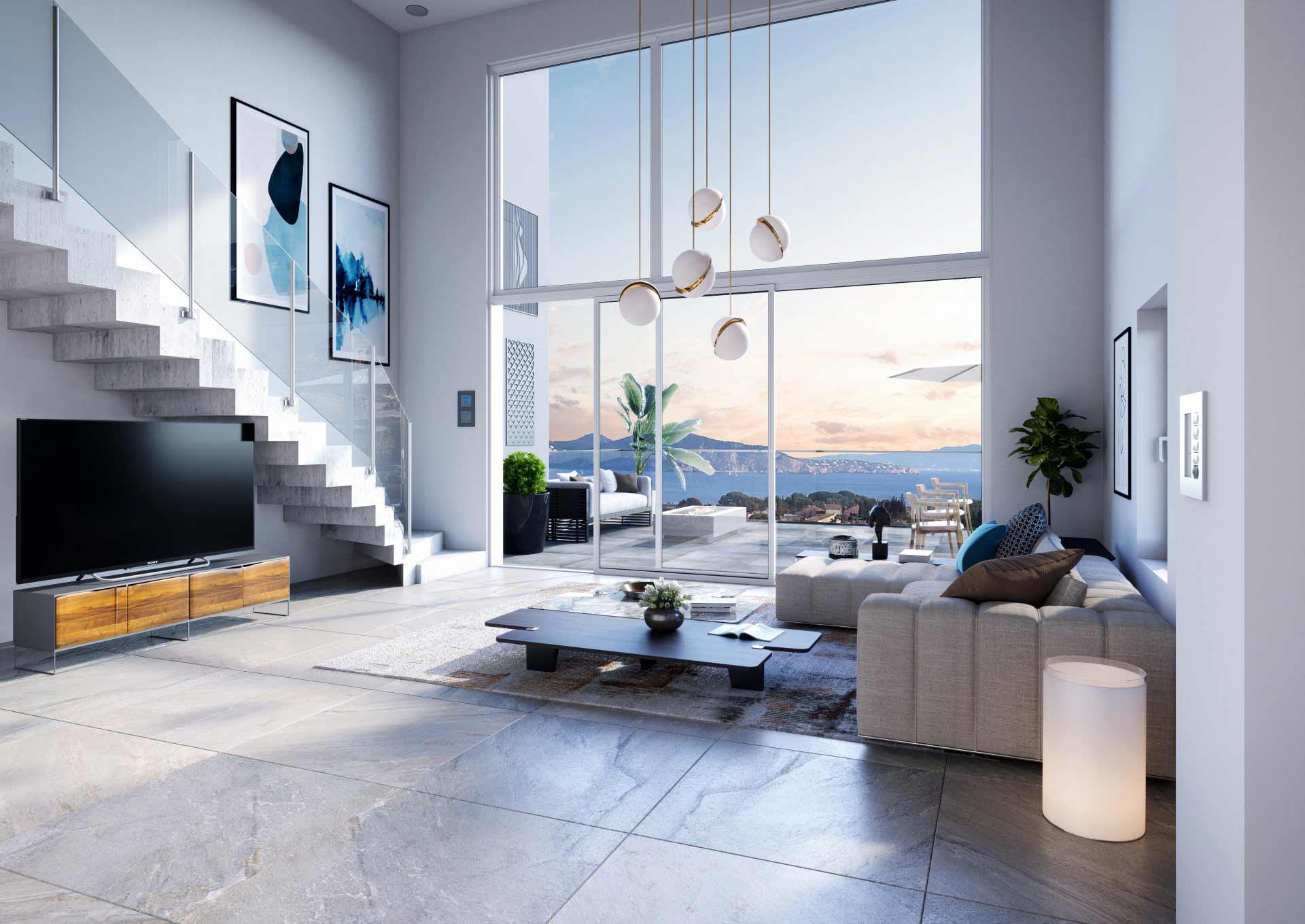 La Ciotat - France - Apartment , 5 rooms - Slideshow Picture 2