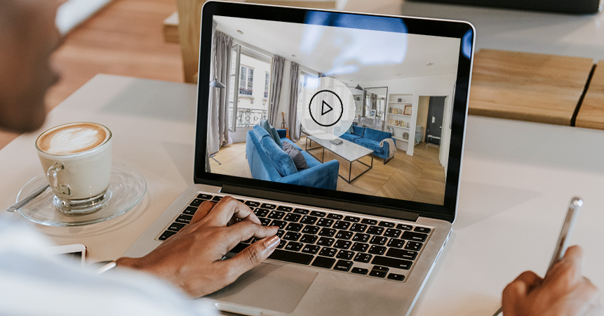 Pursue your real estate projects thanks to our digital services