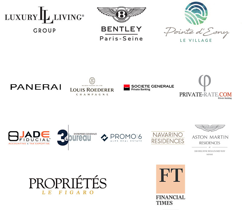 Barnes Luxury Property Show - our partners for the show